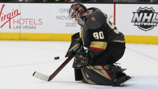 Robin Lehner blanks Devils in 300th NHL game