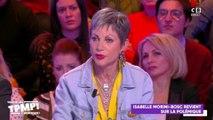 """'TPMP'  - Isabelle Morini-Bosc  - """"ça a duré 2 h 30"""" son récit glaçant sur le..."""