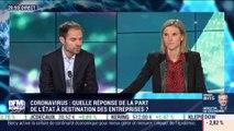 Agnès Pannier-Runacher (Ministre) : Coronavirus, quels sont les scénarios à envisager pour l'économie mondiale ? - 04/03