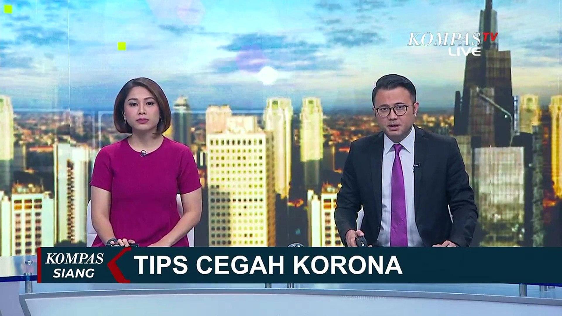 Tips Jitu Cegah Virus Corona