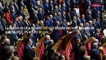 Retraites : l'Assemblée rejette les deux motions de censure
