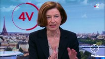 "Syrie : le chantage turc aux migrants est ""inacceptable"", selon Florence Parly"