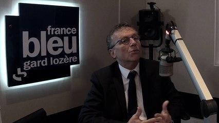 Claude Rols, directeur de l'ARS du Gard