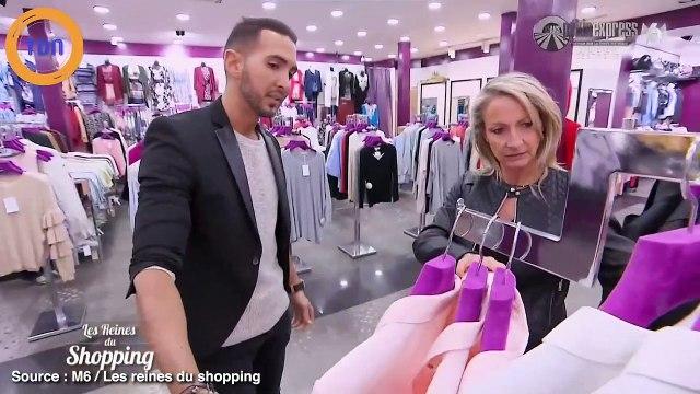 Les Reines du Shopping : quand une candidate drague un vendeur !