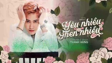 [BEAT NAM] Yêu Nhiều Ghen Nhiều - Thanh Hưng _ Karaoke Tone Nam _ Beat Chuẩn