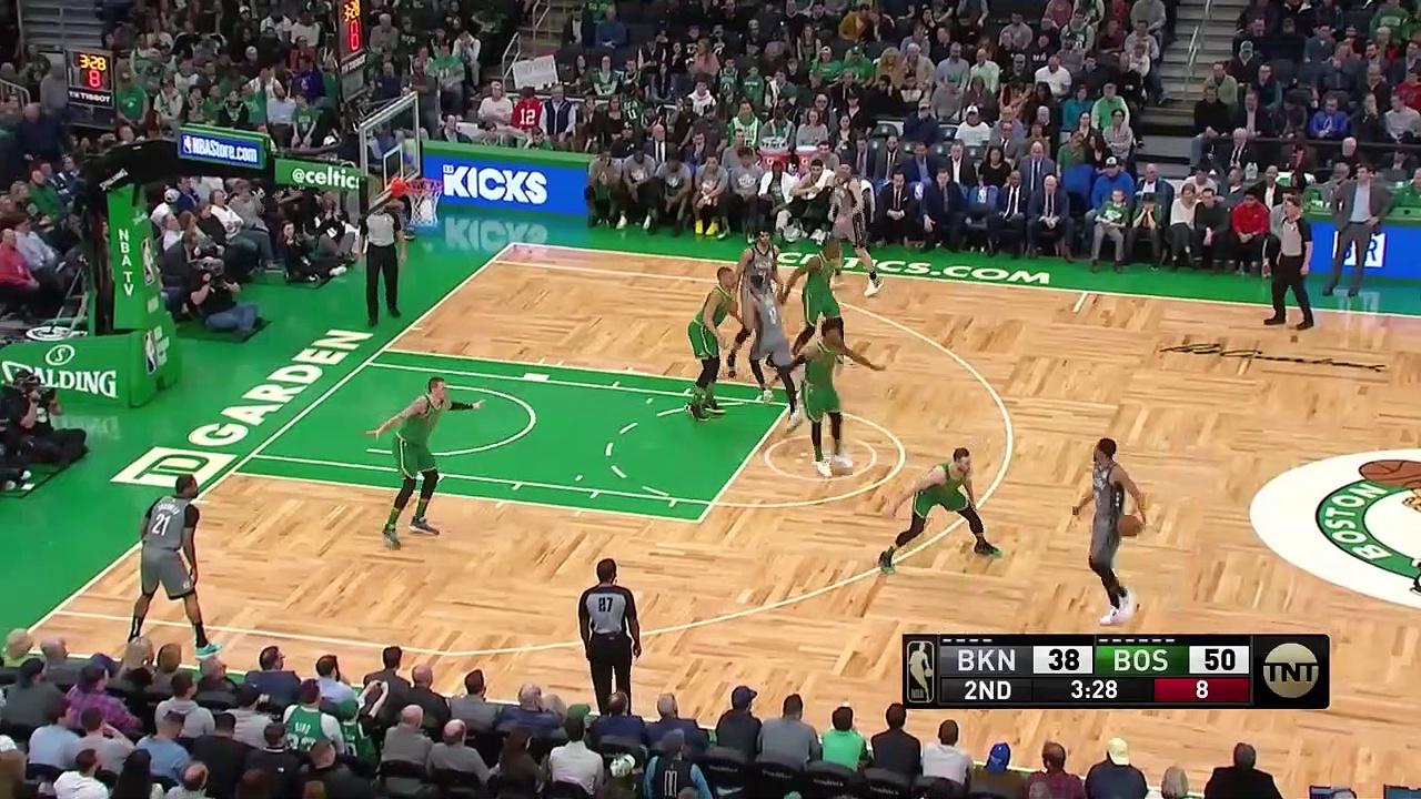 NBA'de Gecenin En Güzel 10 Oyunu | 3.03.2020