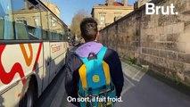"""""""C'est comme si votre vie est détruite"""" : après avoir fui la Lettonie, il raconte son premier jour en France"""