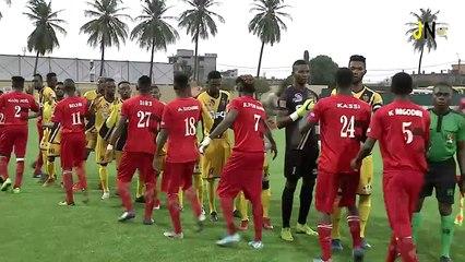 Ligue 1 J19 ASEC Mimosas - Issia Wazy (Résumé).