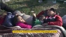La Grèce et les migrants paient la guerre de la Turquie en Syrie