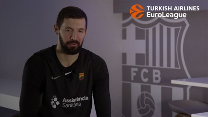 Nikola Mirotic, Barcelona: 'We have a goal, to be in the Final Four'