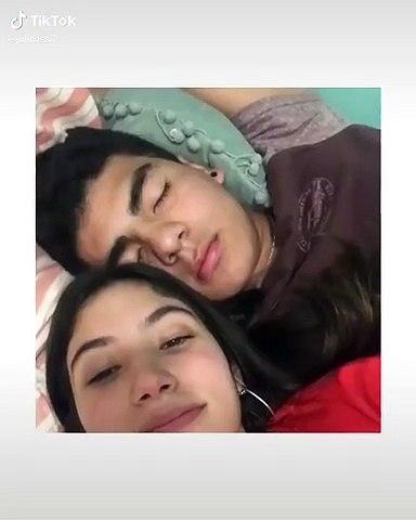Julieta Rossi, la novia de Fernando sube videos en Tik Tok para recordarlos