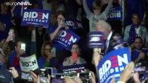 """Joe Biden, le """"comeback"""" dans la primaire démocrate américaine"""