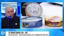 La France bouge : Thierry Martin, Directeur Général de la Fromagerie Milleret