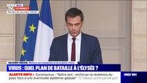 """Olivier Véran: """"Les rassemblements restent strictement limités"""" dans les territoires contaminés par le coronavirus"""
