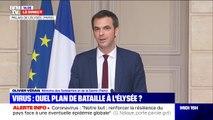 """Olivier Véran: """"L'usage des masques est inutile"""" en dehors des règles d'utilisation définies"""