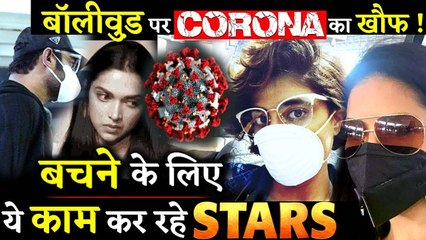 Coronavirus Threats Bollywood And This Is How Stars Dealing With It