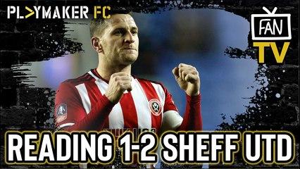 Fan TV | Reading 1-2 Sheffield United: Ingood Nick's FA Cup verdict