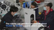 How robots are helping to cub the spread of Coronavirus