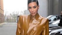 Kim Kardashian reçue par Donald Trump aujourd'hui