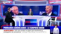 Story 2 : Joe Biden sort vainqueur du Super Tuesday pour les primaires démocrates - 04/03