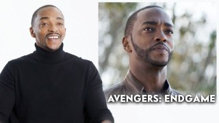 Anthony Mackie Breaks Down His Career, from 'Avengers: Endgame' to '8 Mile'