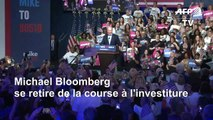 Etats-Unis: Michael Bloomberg se retire de la primaire démocrate