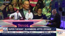 Super Tuesday: Bloomberg jette l'éponge - 04/03