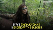 The Magicians is Ending With Season 5