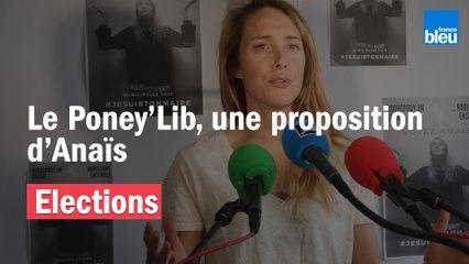 Municipales 2020, le Poney'Lib arrive à Roquepouy