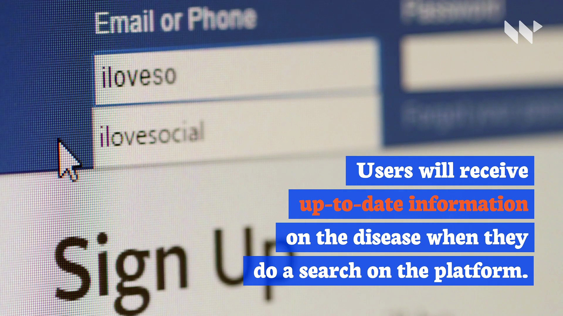 Facebook Giving Free Ad Space to the World Health Organization