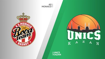 7Days EuroCup Highlights Top 16, Round 6: Monaco 85-60 UNICS