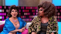 Brita Filter and Jackie Cox Talk About How Their Own Cultures Are Incorporated into Their Drag