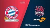 FC Bayern Munich - KIROLBET Baskonia Vitoria-Gasteiz Highlights | EuroLeague, RS Round 27