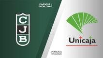 Joventut Badalona - Unicaja Malaga Highlights | 7DAYS EuroCup, T16 Round 6