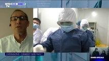 """Coronavirus: ce médecin chef à la clinique internationale de Wuhan explique qu'on """"a atteint le pic de l'épidémie en Chine"""""""