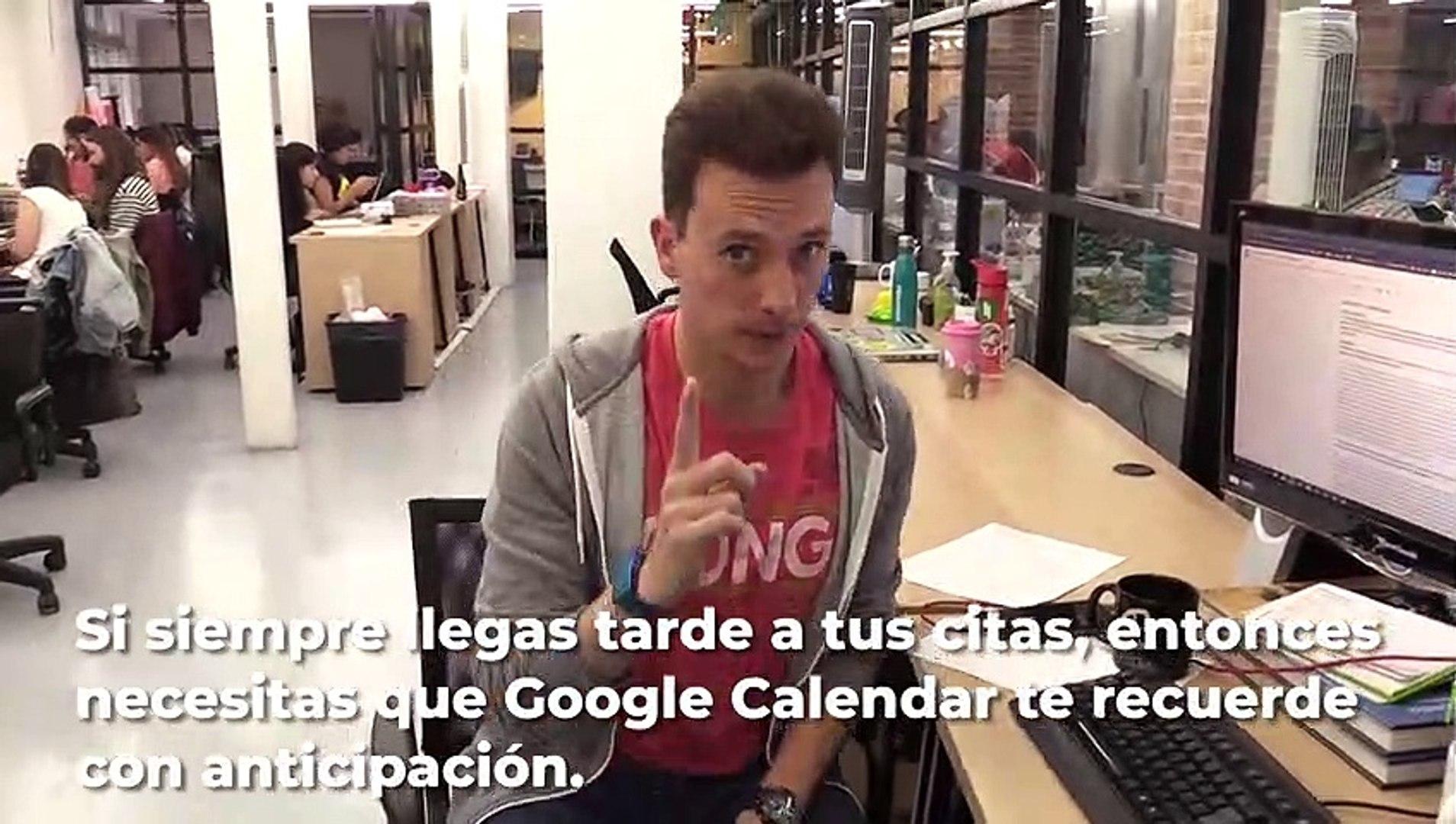 Tips para Google Calendar - Tips N Chips