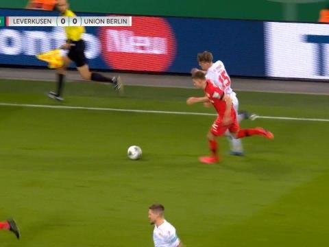 DFB-Pokal - Leverkusen domine l'Union Berlin
