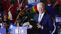 Biden's Super Tuesday surge reshapes Democratic race