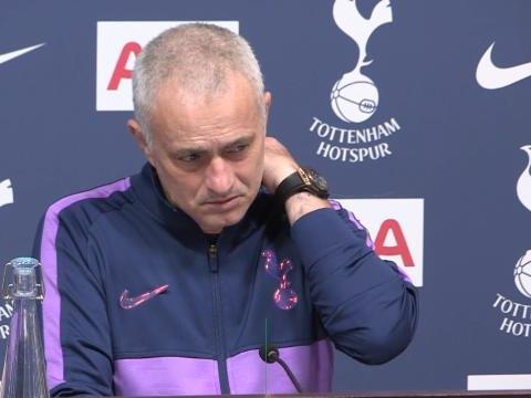 """Tottenham - Mourinho """"Dier a fait ce que les professionnels ne peuvent pas faire"""""""