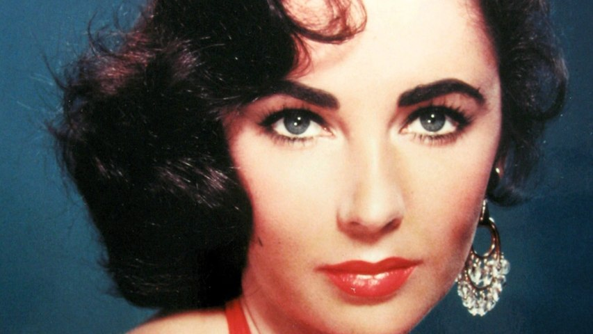 The Changing Face Of Elizabeth Taylor