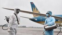 Khách người Nhật dương tính với Covid-19 đi trên chuyến bay của Vietnam Airlines