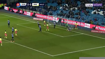 Sheffield Wednesday 0-1 Manchester City | FA Cup 19/20 Match Highlights