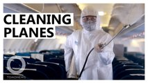 How airlines are sanitizing planes amid the coronavirus outbreak