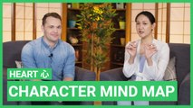 Character Mind Map: 心 heart | Elementary Lesson | ChinesePod