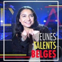 Jeunes talents belges : Lyna