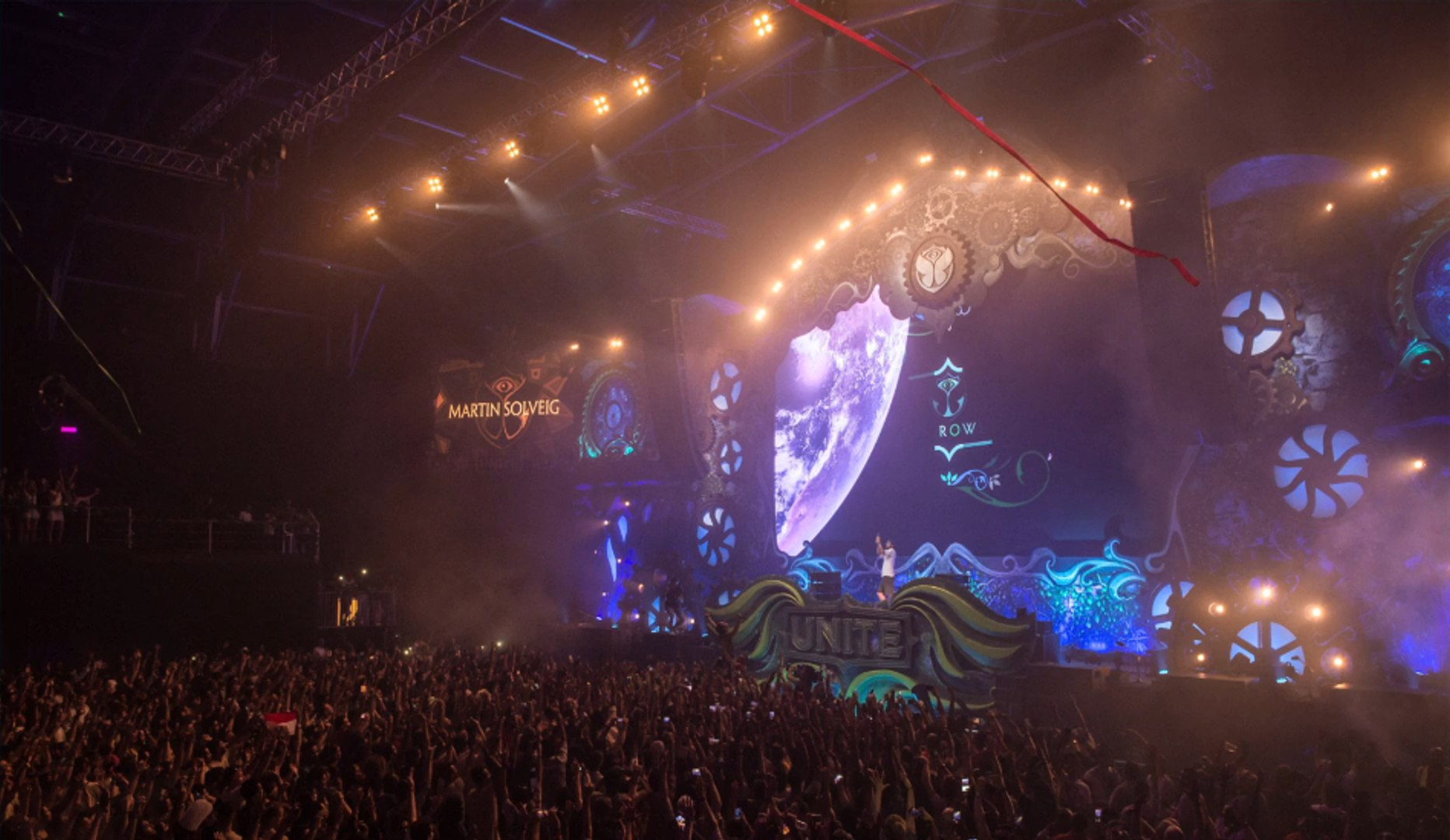 Le festival de musique Tomorrowland Winter annulé à cause du coronavirus