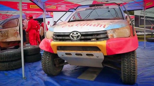 SACCS - South African Cross Country Round 1 - Mpumalanga 400 Rally