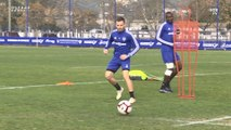 Drancy-Bastia : L'avant-match avec S. Salles Lamonge