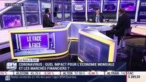 Laurent Gaetani VS Jérémy Tubiana: Comment interpréter l'agissement de la Fed en baissant de 50 points de base ses taux face au coronavirus ? - 05/03