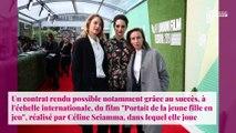 Adèle Haenel : Menacée en France, Hollywood lui ouvre les bras